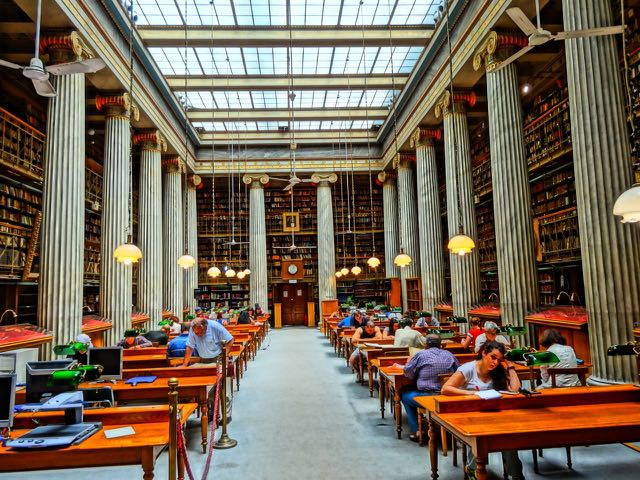University of Athens Library