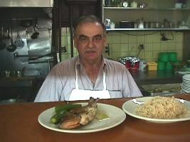 Bakalo restaurant in Kypseli