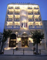 Hera Hotel, Athens, Greece