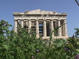 Athens: Acropolis, the Parthenon