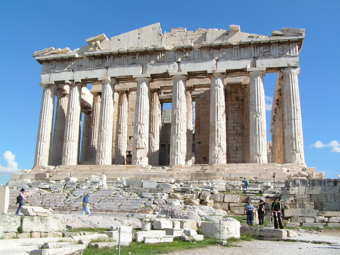 Photos-The Acropolis