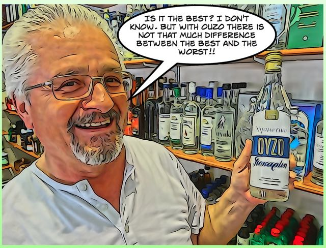 Angelo the Ouzo King