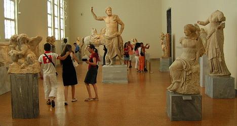 Hasil gambar untuk National Archaeological Museum Gallery
