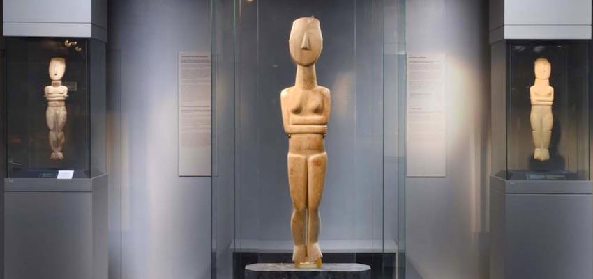 Greek Art In The Modern World