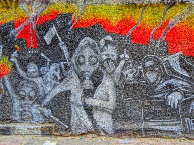 is graffiti art