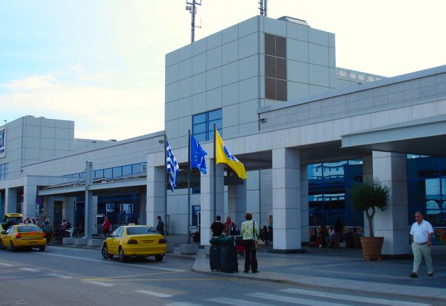 E Venizelos Airport Athens Greece