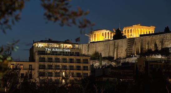 Athens Gate Hotel, Athens, Greece