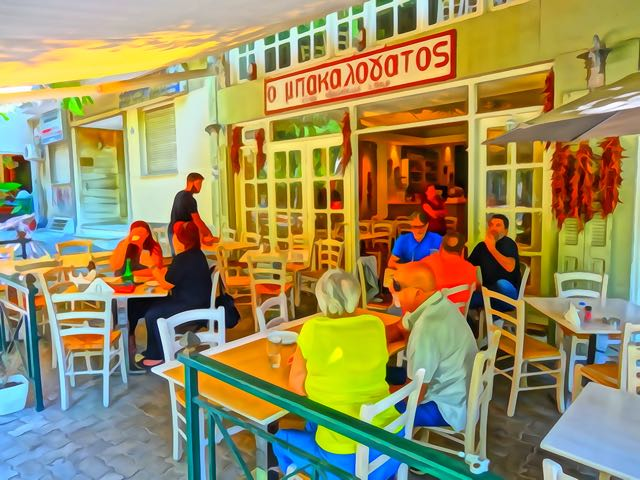 Best Restaurants In Plaka Athens Greece