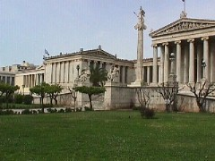 Athens, Greece: University of Athens