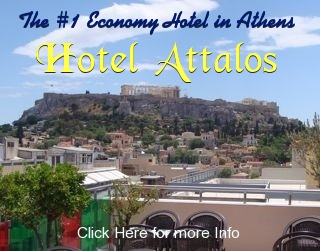 Crime in Athens, Greece