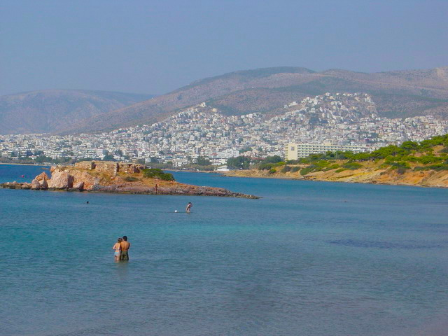 Beaches Near Athens Greece Where To Swim Without Going