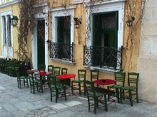 To Cafeneon in the Plaka, Athens