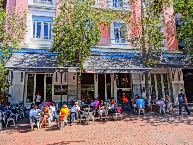 tailor made cafe bar πλατεία αγίας ειρήνης