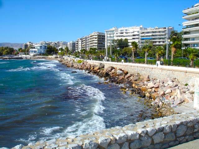 Coastal Athens Faliron Glyfada Voula Vouliagmeni Varkiza Constantinou Bros Athena Beach Hotel