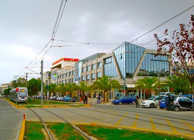 Coastal Athens: Faliron, Glyfada, Voula, Vouliagmeni, Varkiza
