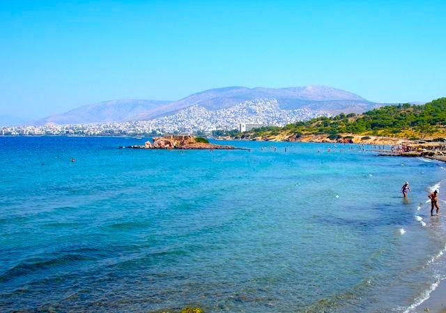 Coastal Athens Faliron Glyfada Voula Vouliagmeni Varkiza