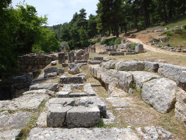 Ancient Amfiaraion, Greece