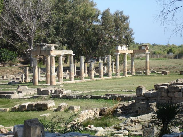Temple of Artemis, Vravrona