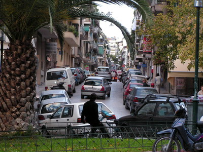 Driving in Greece: Simple Rules of Survival on the Greek Roads