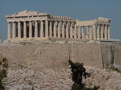 the parthenon or elgin marbles