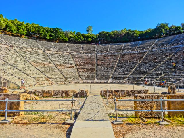Epidavros Theater