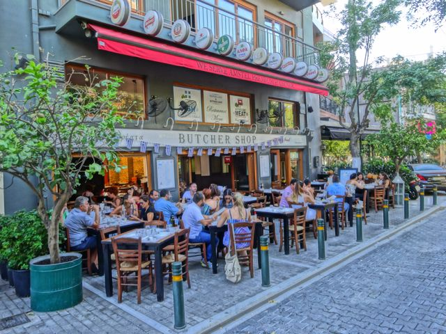 The Gazi Athens New Nightlife And Restaurant District