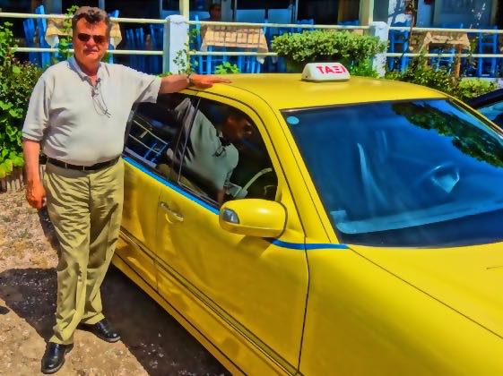 George's Taxi Tours