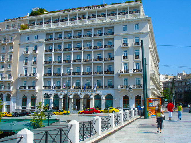 Cost Of Room At Hotel Grande Bretagne