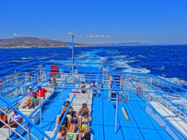 Athens Survival Guide Greek Ferry Information