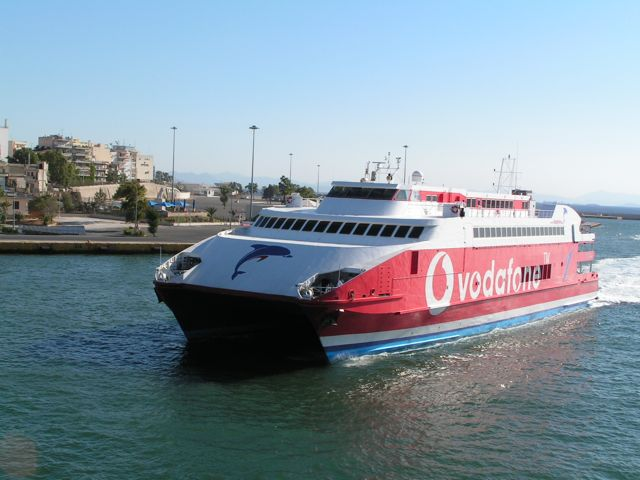 Greek Island Ferry Schedules