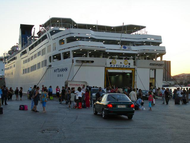 Best Ferry Company Greek Islands
