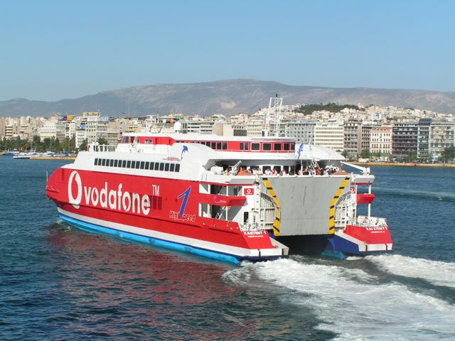 Map of Greek Islands Ferry Routes Greek Island Ferry Schedules