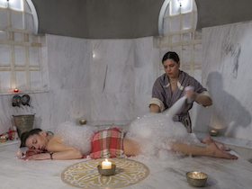 Turkish Hamam in Athens