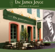 James Joyce Irish Pub Athens Greece