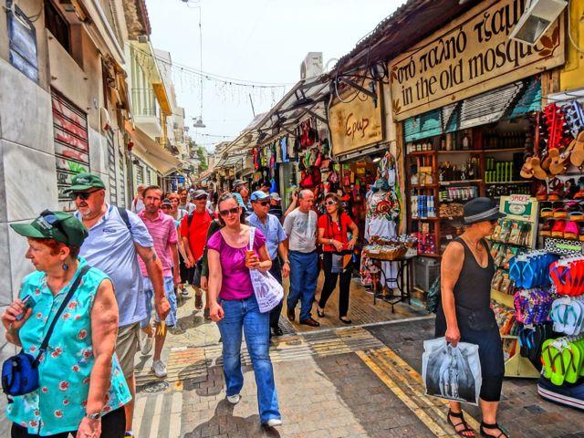Athens Guide Monastiraki