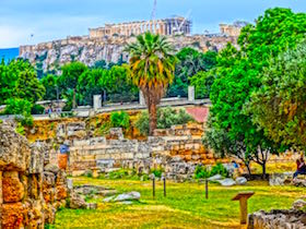 Kerameikos, Ancient Cemetery of Athens