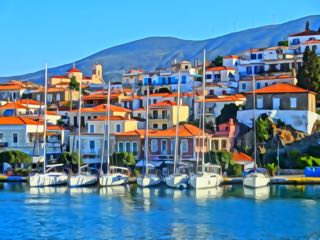 Saronic cruise