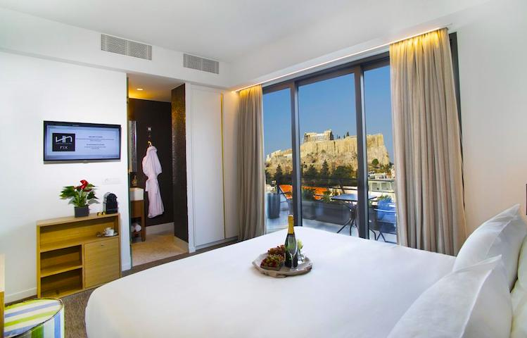 NLH Fix Lifestyle Hotel Athens