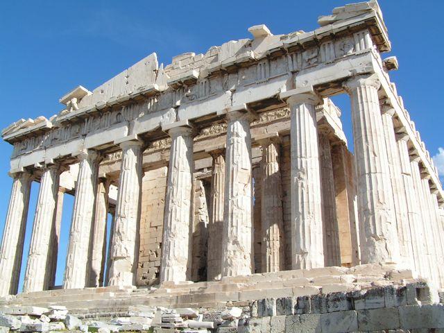 Arte e Estética - Página 4 Parthenon-01