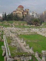 Athens, Greece: kerameikos