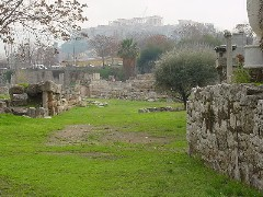 Athens, Greece: Kerameikos Archaeology Site