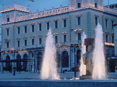 Dimarchos Square, Athens, Greece