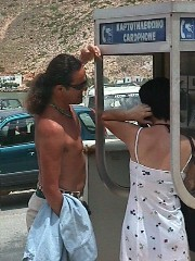 telephones in Greece