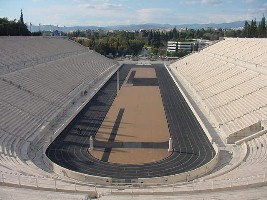 Athens, Greece: Olympic Stadium