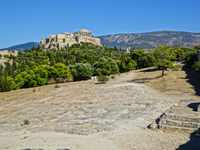 Take Look At What Democracy Looks Like >> Athens Wildlife: Walking Areas and Parks around the Acropolis