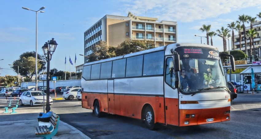 Athens KTEL Suburban Buses: Schedules and Destinations