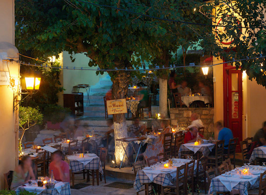 Athens Restaurants By Matt Barrett