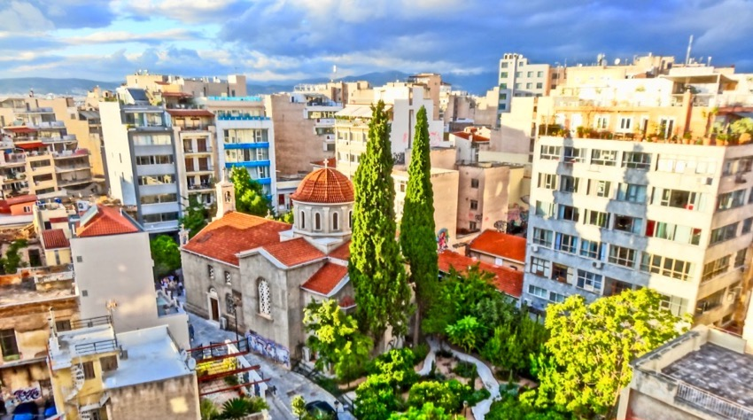 Hotels in Psiri, Athens