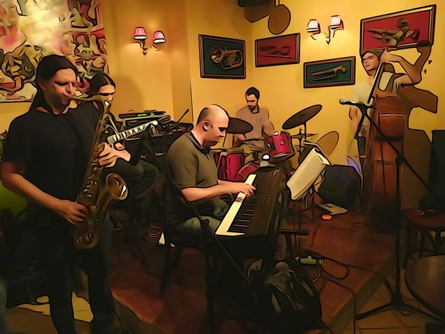 The Party: Jazz on Wednesday