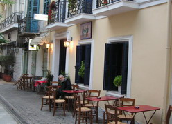 Ouzerie in Psiri, Athens